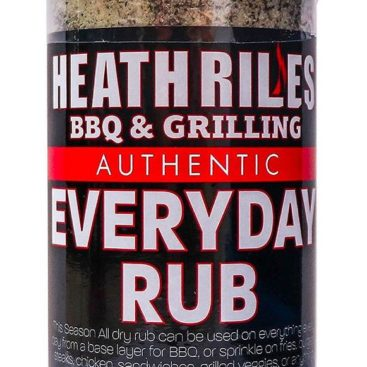 Heath Riles Everyday BBQ krydda