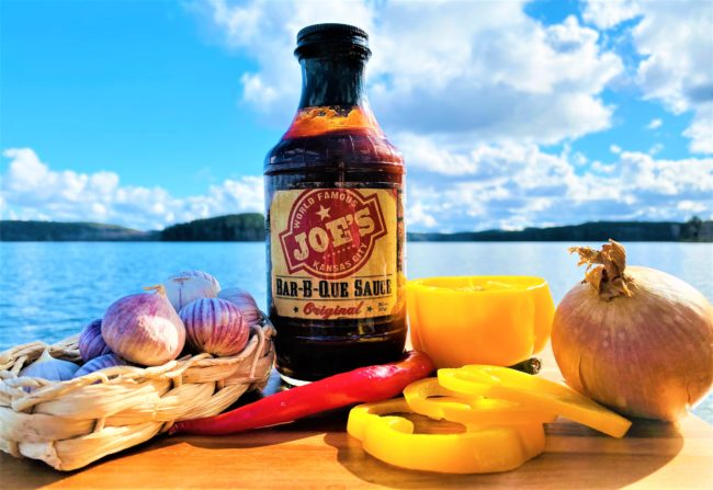 Joe's Kansas City Bar-B-Que Sauce