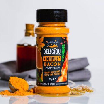 Deliciou Maple Bacon