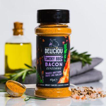 Deliciou Smoky Bacon