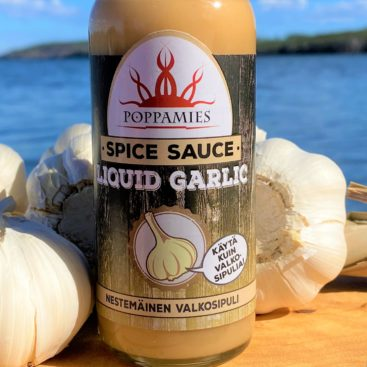 Liquid Garlic