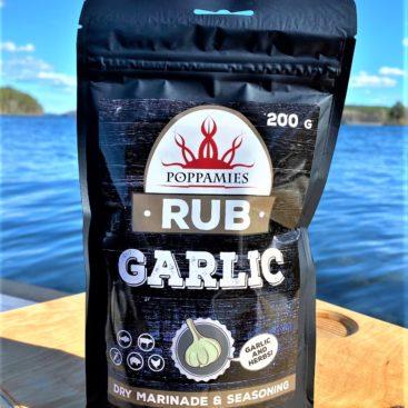 Garlic Rub
