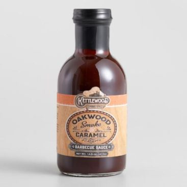 Kettlewood Oakwood Smoke And Caramel BBQ Sauce