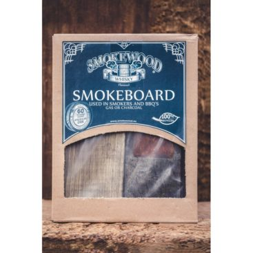 Smokewood Whisky smokeboard, 1000 gram