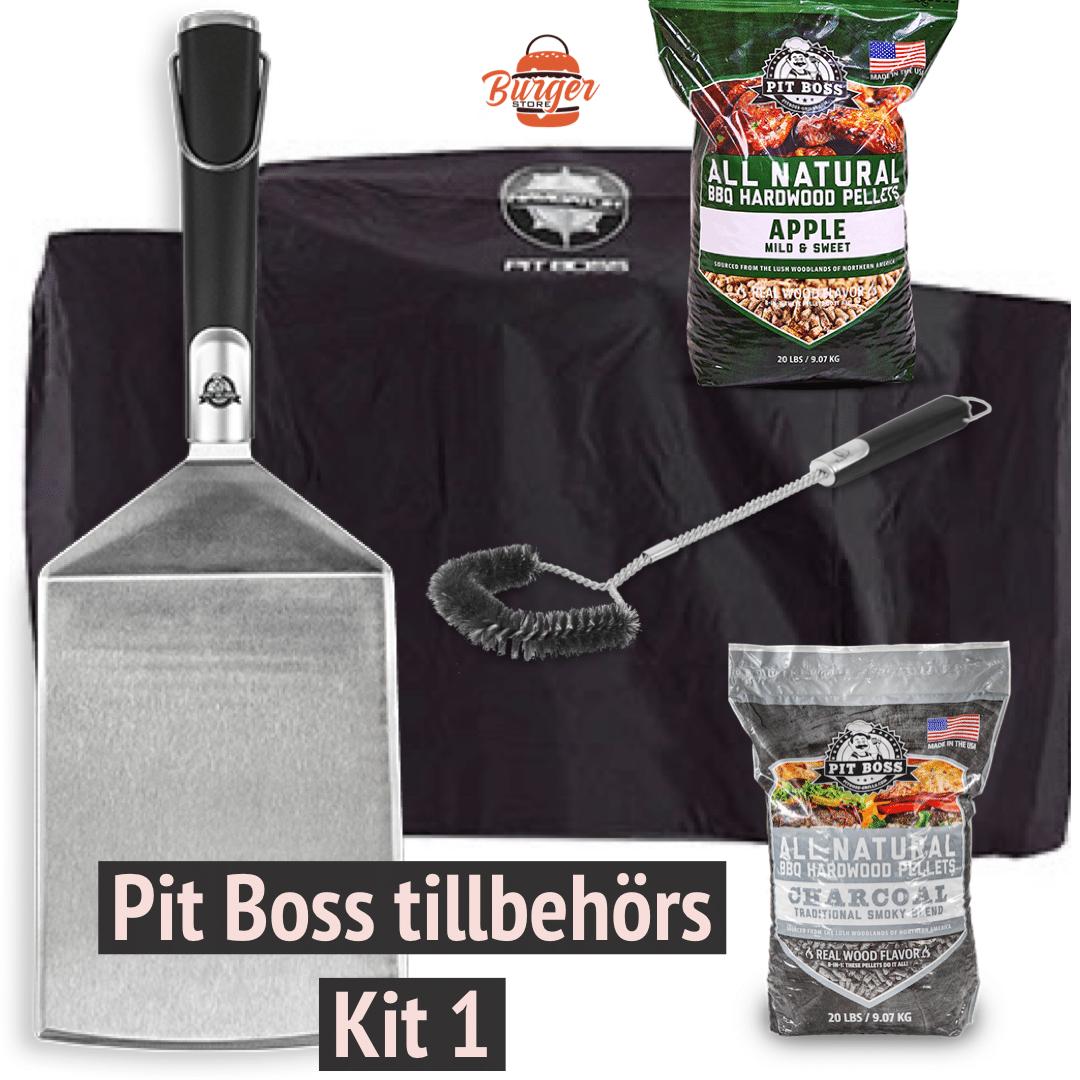 Pit boss tillbehörs kit 1