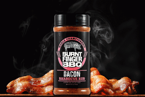 Burnt Finger BBQ - Bacon Barbeque