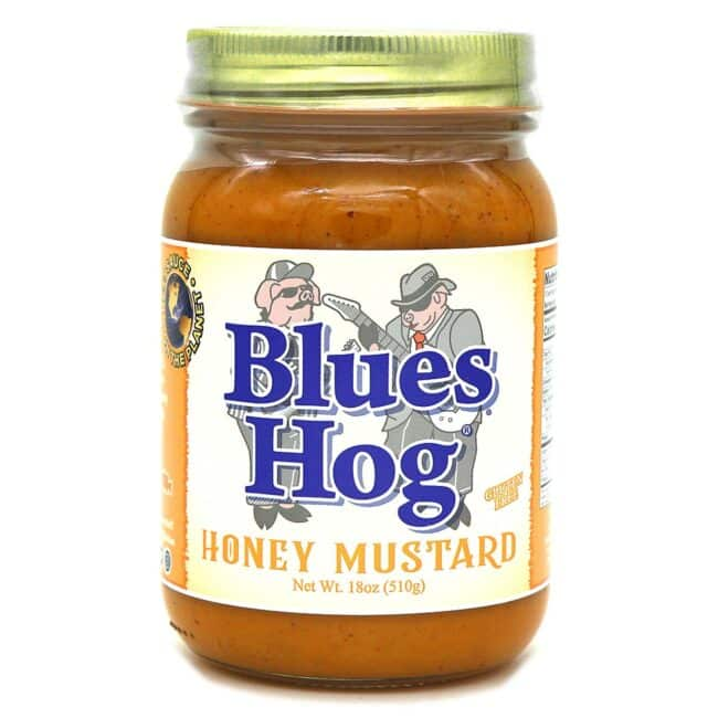 Blues Hog Honey Mustard sauce